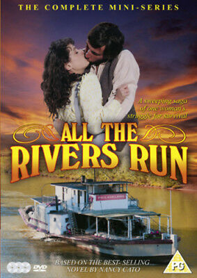 All the Rivers Run DVD (2009) John Waters ***NEW***