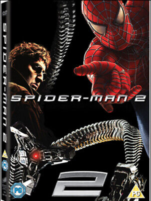 Spider-Man 2 DVD (2012) Tobey Maguire ***NEW***