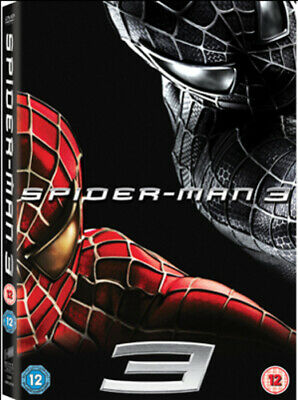 Spider-Man 3 DVD (2012) Tobey Maguire ***NEW***