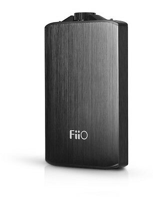 FiiO A3 (Formally E11K) Kilimanjaro2 Headphone Amp - Black