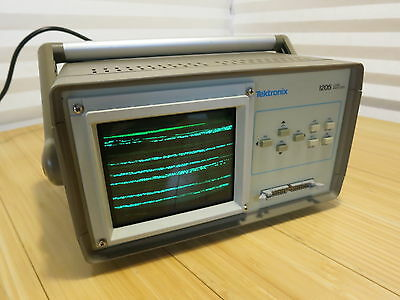 Tektronix Logic Analyzer Model 1205 Ver 2.3 With Composite Video Output