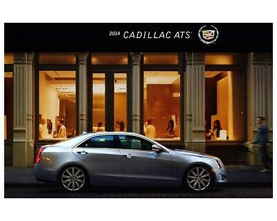 2014 Cadillac ATS Factory Photo ca2345