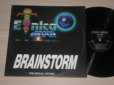 "Etnica Group - The Ep - Maxi-Single 12"" Italy"
