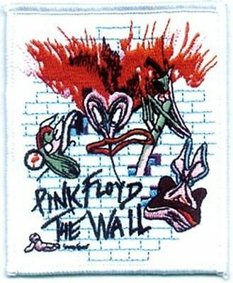 Pink Floyd - The Wall - Embroidered Patch - Brand New - Music Band 0338