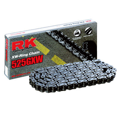 Rk Chain 525Gxw-112L-Xw-Ring Supersport / Touring Use Most Motorcycles