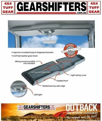 Outback Top Shelf Console To Suit 70 75 76 78 79 Series Toyota Landcruiser