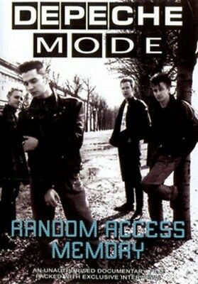 Depeche Mode: Random Access Memory DVD (2005) ***NEW***