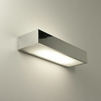 ASTRO Tallin 300 0531 1 Light IP44 Wall Light in Polished Chrome