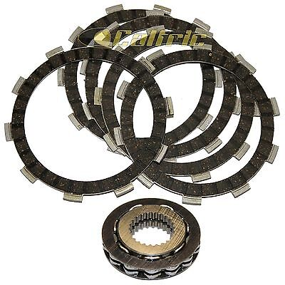 CLUTCH PLATES /& ONE WAY BEARING Fits YAMAHA BEAR TRACKER 250 YFM250X 2x4 1999-04