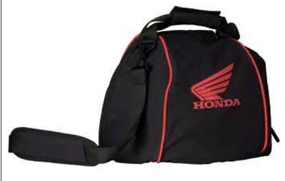 Honda Black/red Helmet Storage Bag 08H21-Bag-001