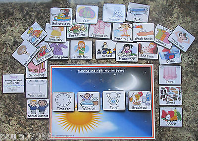 Bespoke Pec flash cards & A4 Boards OR Visual cards ( all cards 6.5cm x 5.5cm )