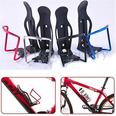 Adjustable Aluminium Sport Water Bottle Cage Holder For Cycling MTB Bike Bicycle
