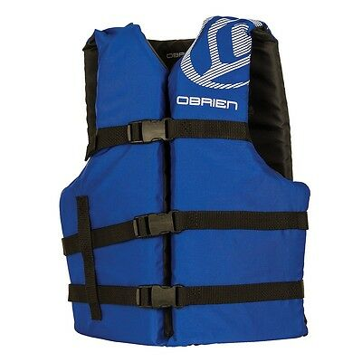 O'Brien Universal Boating Waterski Wakeboard Kayak Towable Buoyancy Aid Vest