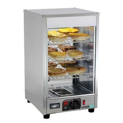 Mini Pie Warmer Anvil Aire 350x350x560mm Hot Food Display Commercial Equipment