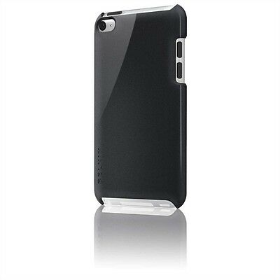 Belkin iPod Touch 4th Generation 4G Shield Micra Metallic Case/Cover/Skin Black
