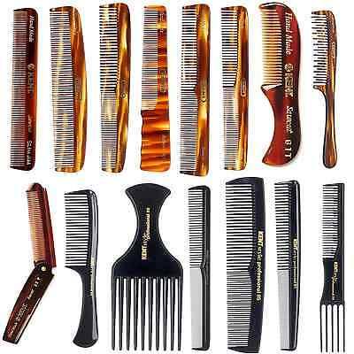 Kent Combs, Professional Style Combs, Handmade, All Types, Hairdressing / Salon