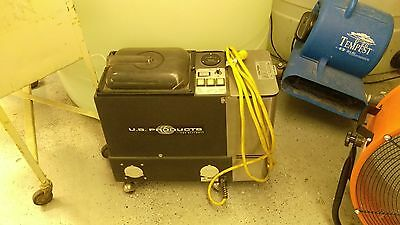 Used Ultimate PB3 Portable Dry Cleaning Machine