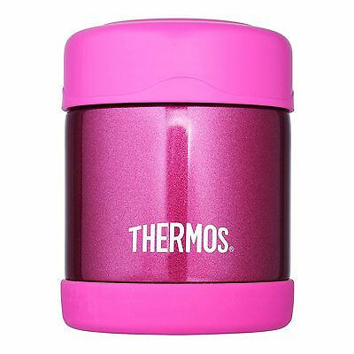 Thermos Coolkidz Stainless Steel Food Flask Jar 290ml Pink
