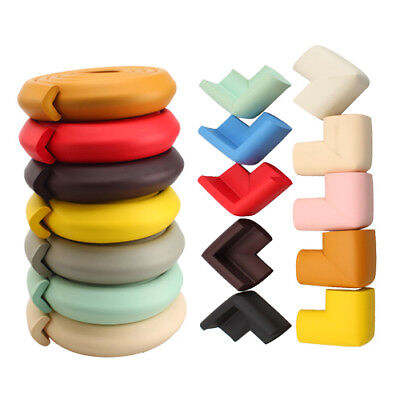 2 or 4 Metre Baby Safety Foam Table Edge Guard Protector optional 4 foam corners