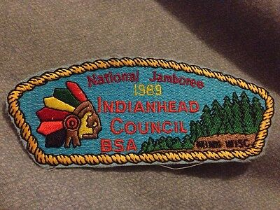 MINT 1989 JSP Indianhead council