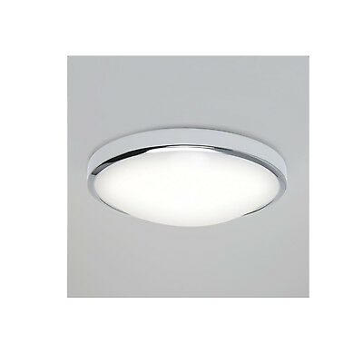 ASTRO Osaka Sensor 7411 IP44 LED Bathroom Ceiling Light in Polished Chrome