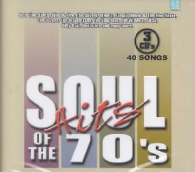 Various Artists - Soul Hits Of The '70S [Sony Box Set] New Cd