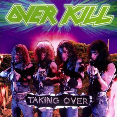 Overkill - Taking Over [Pa] New Cd