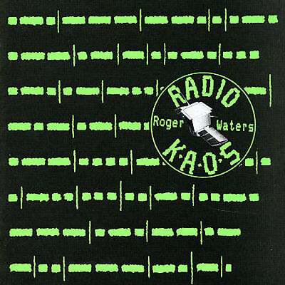 Roger Waters - Radio Kaos New Cd