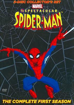 The Spectacular Spider-Man - The Complete First Season New Dvd