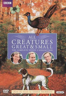 All Creatures Great And Small - Series Two Set New Dvd