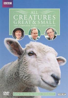 All Creatures Great And Small - Complete Series 6 Collection New Dvd