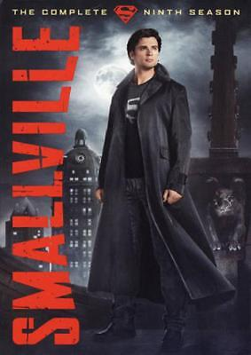 Smallville: The Complete Ninth Season New Dvd