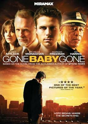 Gone Baby Gone New Dvd