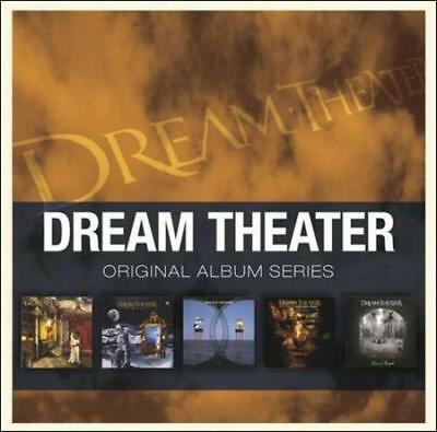 Dream Theater - Original Album Series New Cd
