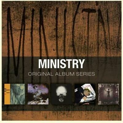Ministry - Original Album Series [Slipcase] New Cd