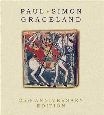 Paul Simon - Graceland [25Th Anniversary Edition Cd/Dvd] New Cd