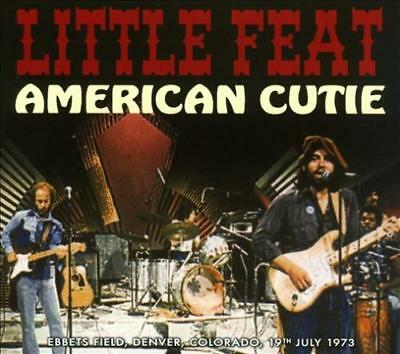 Little Feat - American Cutie New Cd