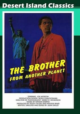 The Brother From Another Planet New Dvd