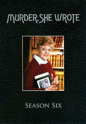 Murder She Wrote - The Complete Sixth Season New Dvd
