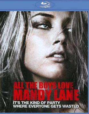 All The Boys Love Mandy Lane New Blu-Ray