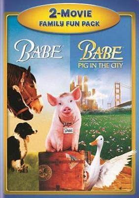 Babe: 2 Movie Pack New DVD