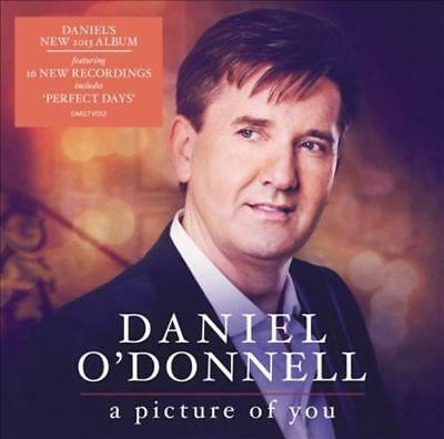 Daniel O'donnell - A Picture Of You New Cd