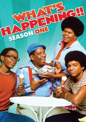 What's Happening!! - The Complete First Season New Dvd