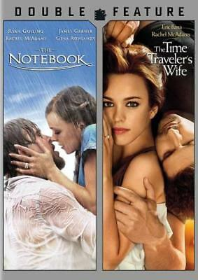 The Notebook/The Time Traveler's Wife New Dvd