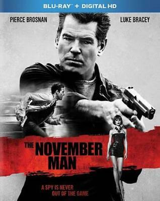 The November Man New Blu-Ray