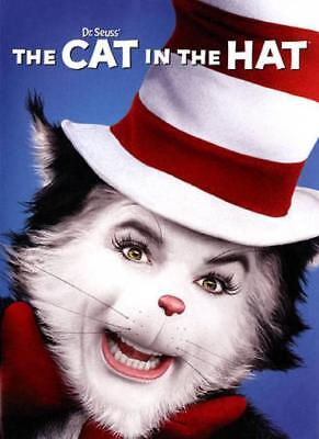 Dr. Seuss' The Cat In The Hat New Dvd