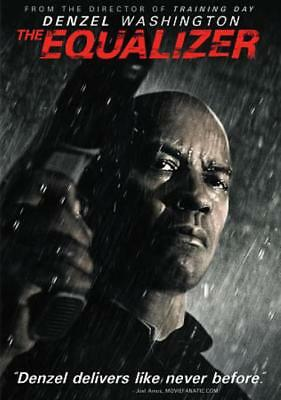 The Equalizer New Dvd