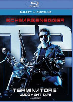 Terminator 2: Judgment Day New Blu-Ray