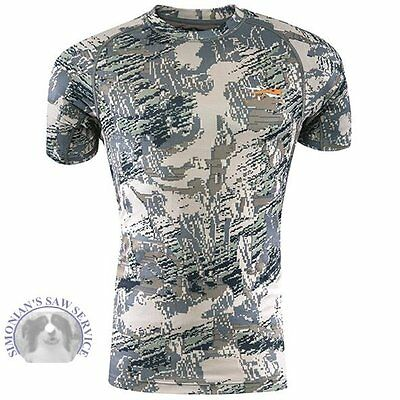 sitka gear Core Lt Wt Crew short sleeve Optifade Open Country optifade 10034 OB