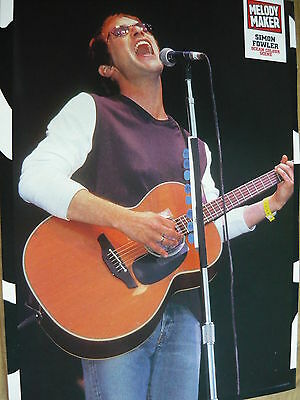 Ocean Colour Scene - Magazine Cutting (Full Page Photo) (Ref K)